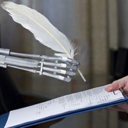 Signature d'un contrat entre les Fintech et les banques