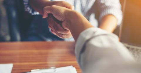 Un accord basé sur la confiance